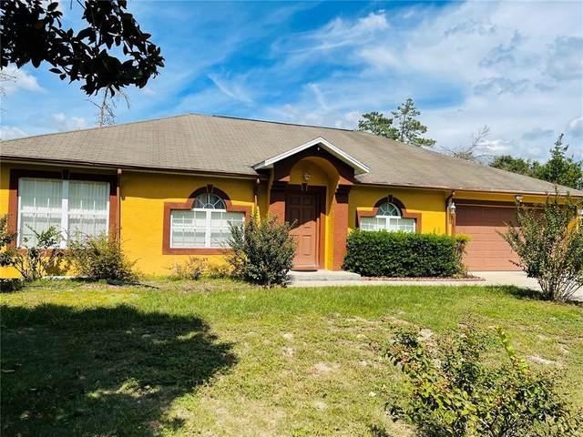 4581 SW 110TH Lane, Ocala, FL 34476 (MLS #OM628002) :: Delgado Home Team at Keller Williams