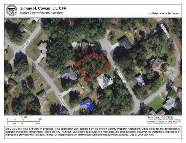 Pine Radial Court, Ocala, FL 34472 (MLS #OM628014) :: Lockhart & Walseth Team, Realtors