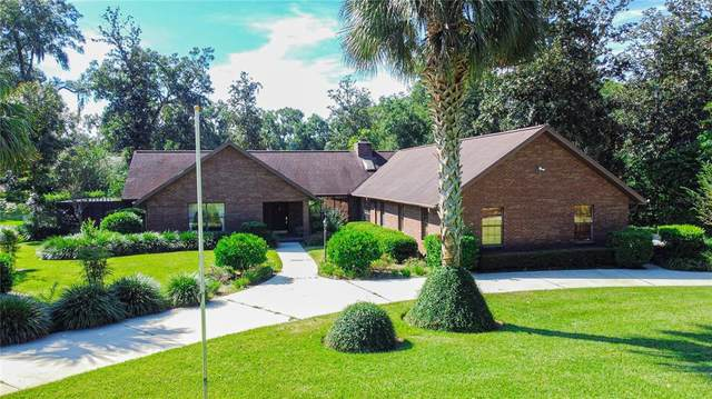 2550 SE 40TH Street, Ocala, FL 34480 (MLS #OM628059) :: Global Properties Realty & Investments