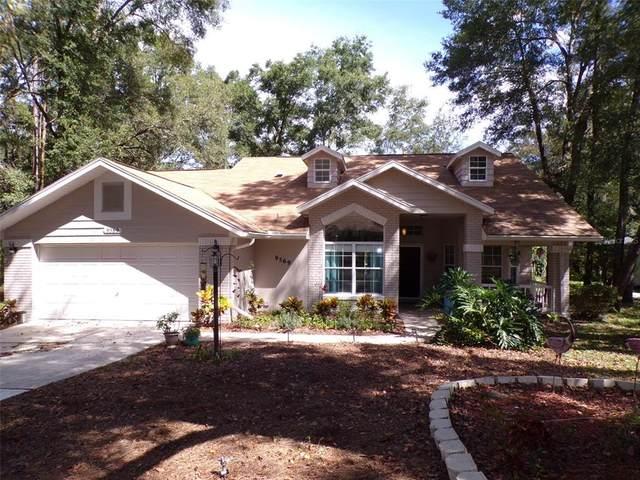 9569 SW 192 COURT Road, Dunnellon, FL 34432 (MLS #OM628084) :: Armel Real Estate