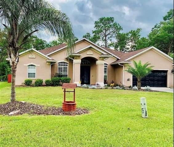 2218 SW 148TH Lane, Ocala, FL 34473 (MLS #OM628092) :: Bustamante Real Estate