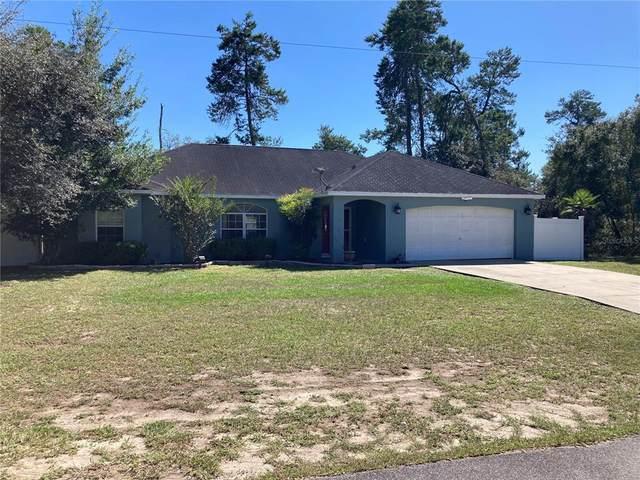 3382 SW 165TH Loop, Ocala, FL 34473 (MLS #OM628111) :: Griffin Group