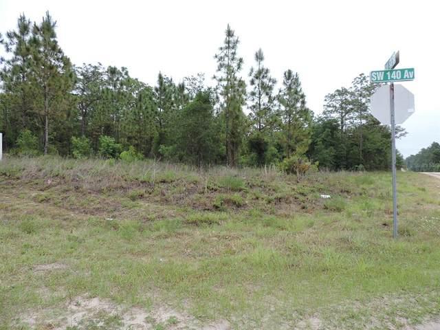 TBD SW 140 / 53RD ST Avenue, Ocala, FL 34481 (MLS #OM628192) :: Everlane Realty