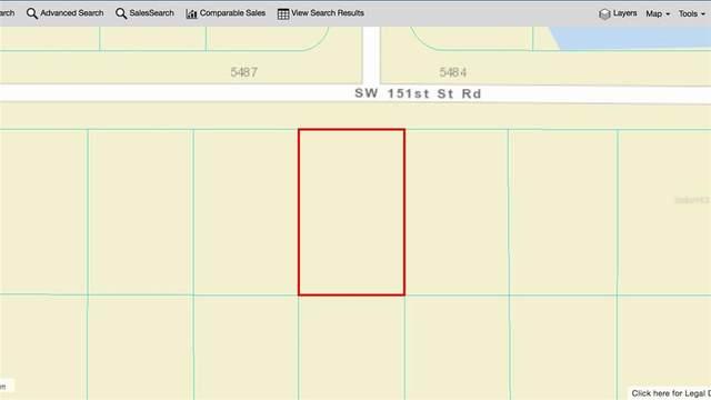 0 SW 151 STREET ROAD, Ocala, FL 34473 (MLS #OM628226) :: Cartwright Realty