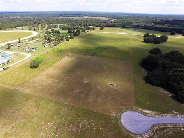 Lot 21 NE 111 LANE Road, Anthony, FL 32617 (MLS #OM628271) :: Delgado Home Team at Keller Williams