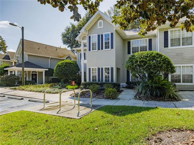 10000 SW 52ND Avenue #21, Gainesville, FL 32608 (MLS #OM628305) :: Rabell Realty Group