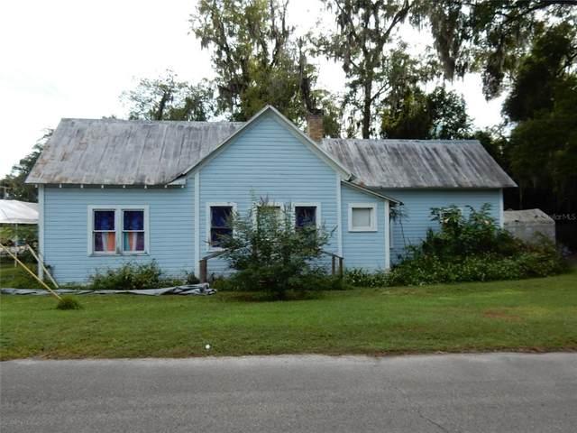 135 SW 1ST Avenue, Williston, FL 32696 (MLS #OM628323) :: SunCoast Home Experts