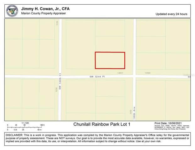SW 146 Avenue, Ocala, FL 34481 (MLS #OM628330) :: Everlane Realty