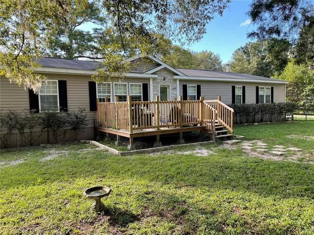 3570 S Alabama Avenue, Homosassa, FL 34448 (MLS #OM628340) :: Global Properties Realty & Investments