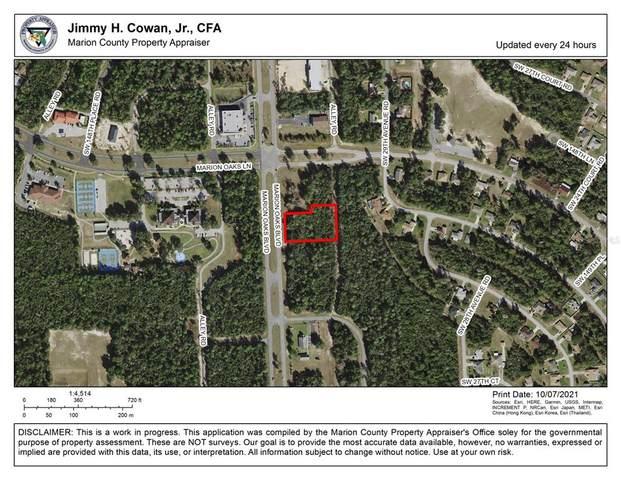 Marion Oaks Blvd, Ocala, FL 34473 (MLS #OM628374) :: Bustamante Real Estate