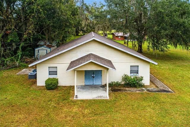 18180 NW 56TH Terrace, Reddick, FL 32686 (MLS #OM628494) :: Gate Arty & the Group - Keller Williams Realty Smart