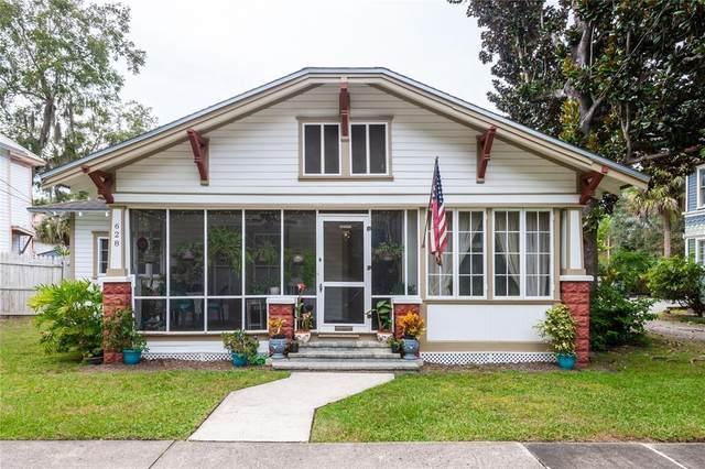 628 NE 2ND Street, Gainesville, FL 32601 (MLS #OM628519) :: Rabell Realty Group