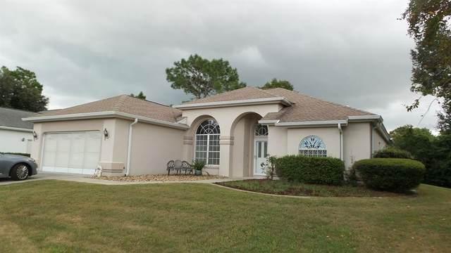 7219 SW 115TH Lane, Ocala, FL 34476 (MLS #OM628543) :: Blue Chip International Realty