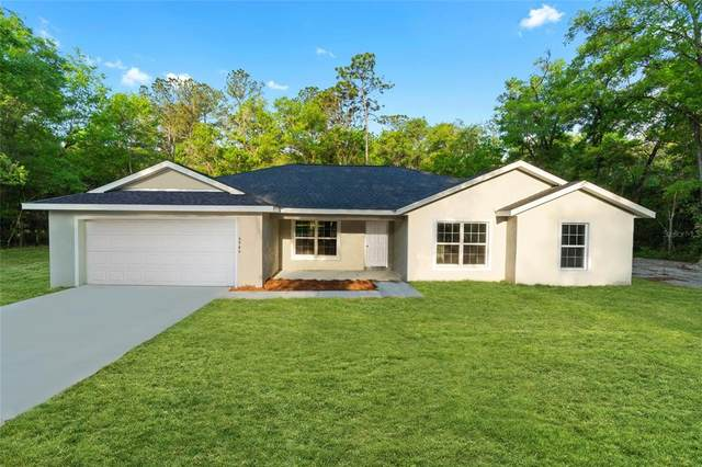 9835 SW 207TH Circle, Dunnellon, FL 34431 (MLS #OM628553) :: Bustamante Real Estate