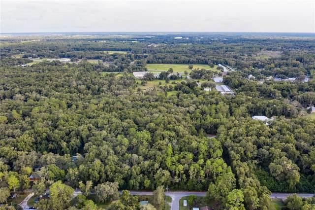 401 N Pine Street, Bronson, FL 32621 (MLS #OM628565) :: Pristine Properties