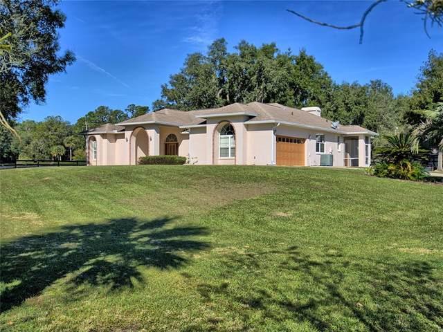5861 NW 96TH Lane, Ocala, FL 34482 (MLS #OM628570) :: American Premier Realty LLC