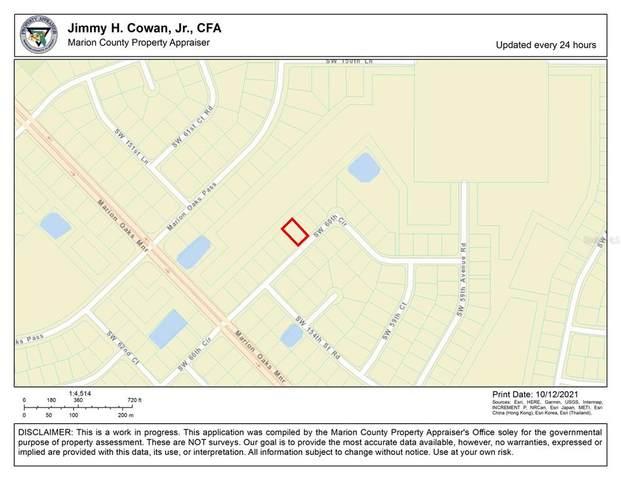 0 SW 60TH CIR, Ocala, FL 34473 (MLS #OM628633) :: Everlane Realty
