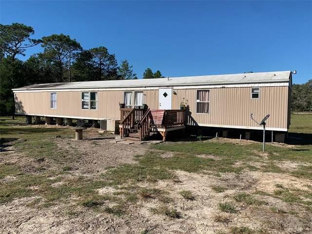5551 NE 106TH Court, Bronson, FL 32621 (MLS #OM628643) :: Pristine Properties