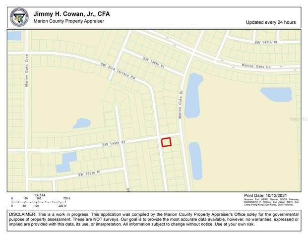 0 SW 149TH ST, Ocala, FL 34473 (MLS #OM628646) :: Everlane Realty