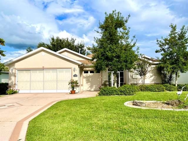 15729 SW 11TH COURT Road, Ocala, FL 34473 (MLS #OM628656) :: Orlando Homes Finder Team