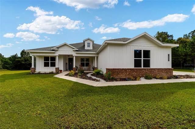 14659 NW 141ST Street, Williston, FL 32696 (MLS #OM628670) :: Carmena and Associates Realty Group
