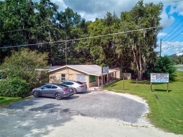 12144 SE Us Highway 301, Belleview, FL 34420 (MLS #OM628679) :: Rabell Realty Group