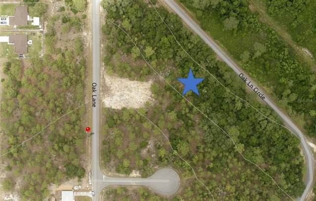 Lot 18 Oak Lane Circle, Ocala, FL 34472 (MLS #OM628680) :: Everlane Realty