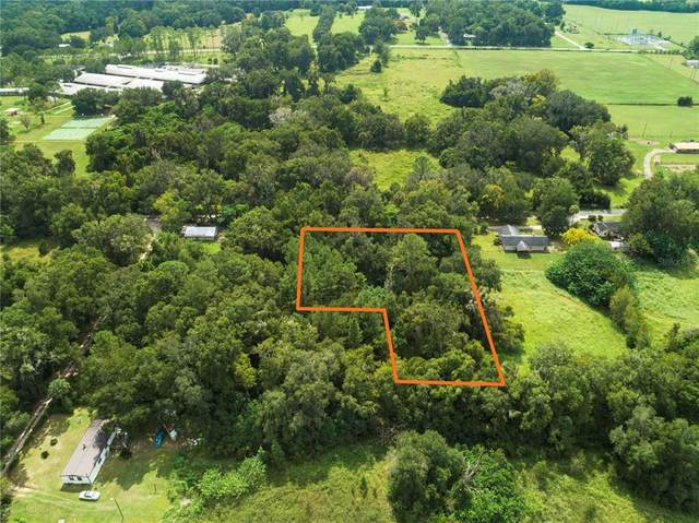 0 NW 152ND Lane, Reddick, FL 32686 (MLS #OM628693) :: SunCoast Home Experts