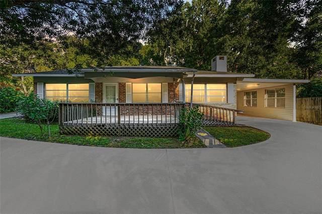 21 NE 31ST Terrace, Ocala, FL 34470 (MLS #OM628707) :: Lockhart & Walseth Team, Realtors