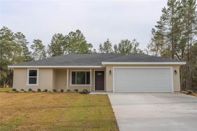 15875 SW 35 COURT Road, Ocala, FL 34473 (MLS #OM628709) :: Delgado Home Team at Keller Williams