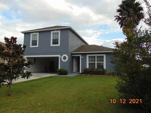 2708 SW 140TH Loop, Ocala, FL 34473 (MLS #OM628715) :: The Light Team
