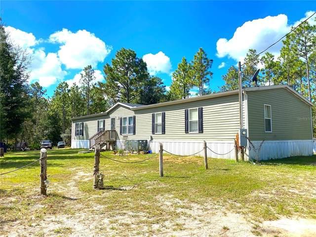 6160 N Velveteen Point, Dunnellon, FL 34433 (MLS #OM628733) :: Armel Real Estate