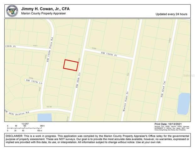 0 SW 46TH CIR, Ocala, FL 34473 (MLS #OM628734) :: The Nathan Bangs Group