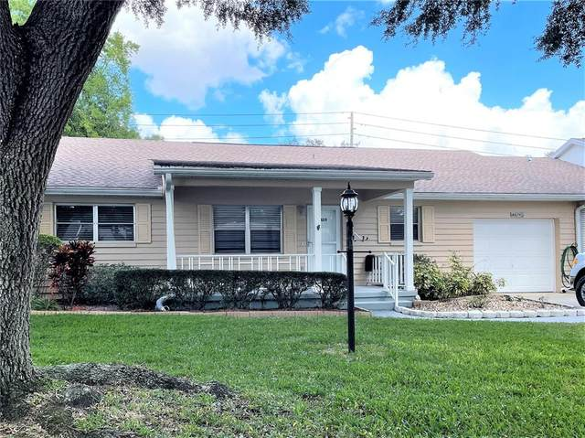 8829 SW 94TH Street C, Ocala, FL 34481 (MLS #OM628778) :: Keller Williams Realty Peace River Partners
