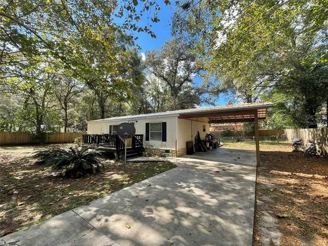 11390 NW 109TH Court, Chiefland, FL 32626 (MLS #OM628780) :: Pristine Properties