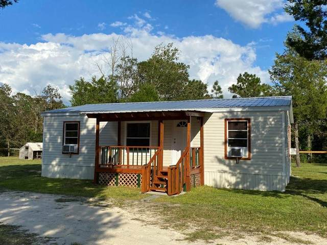 1651 NE 122ND Avenue, Williston, FL 32696 (MLS #OM628797) :: Carmena and Associates Realty Group