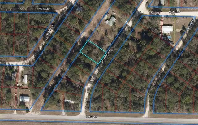 64 NE 157TH Avenue, Williston, FL 32696 (MLS #OM628854) :: RE/MAX Local Expert