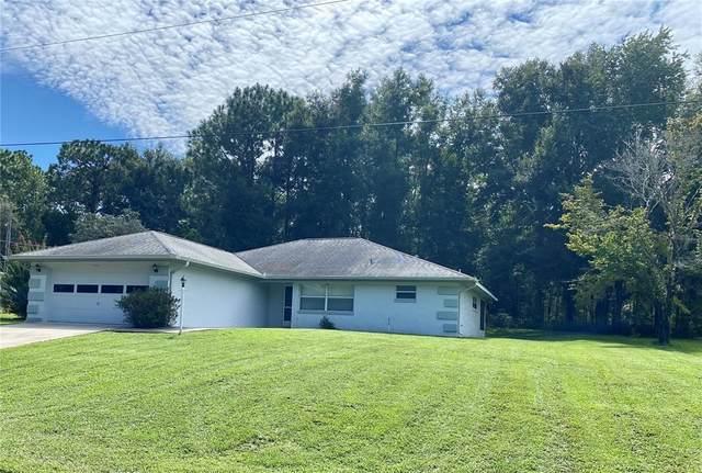 2020 W Snowy Egret Place, Citrus Springs, FL 34434 (MLS #OM628861) :: Vacasa Real Estate