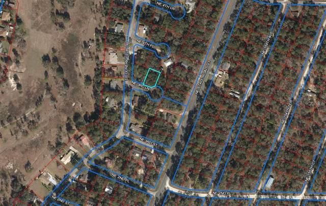 15491 NE 3RD Lane, Williston, FL 32696 (MLS #OM628865) :: Young Real Estate