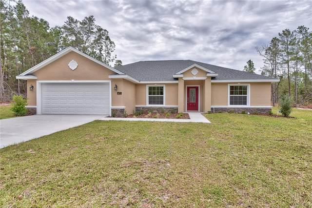 3799 SW 100TH Street, Ocala, FL 34476 (MLS #OM628877) :: American Premier Realty LLC