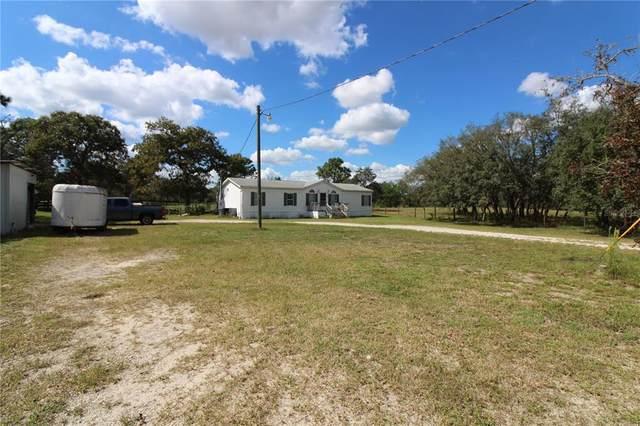 9950 SE 140TH Avenue, Dunnellon, FL 34431 (MLS #OM628880) :: Griffin Group