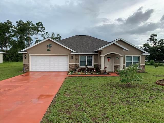10262 SW 42ND Avenue, Ocala, FL 34476 (MLS #OM628888) :: American Premier Realty LLC