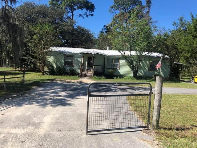 350 Se 141St Ct., Williston, FL 32696 (MLS #OM628909) :: Carmena and Associates Realty Group