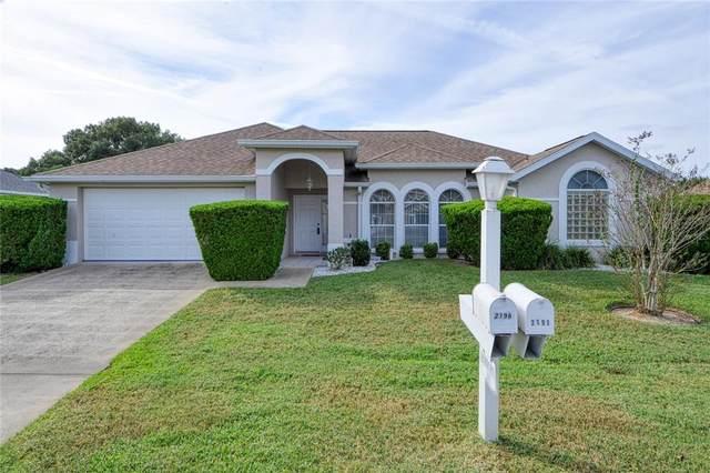 2198 NW 50TH Avenue, Ocala, FL 34482 (MLS #OM628921) :: Pristine Properties