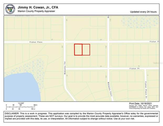 0 Fisher Pass, Ocklawaha, FL 32179 (MLS #OM628950) :: Armel Real Estate