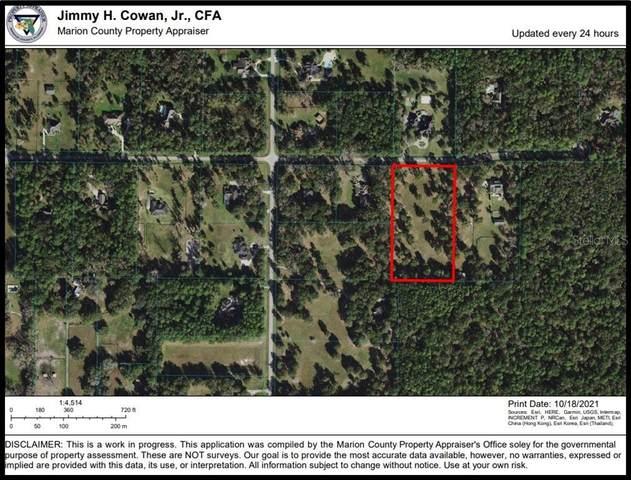 SE 91ST Place, Ocala, FL 34480 (MLS #OM628967) :: Florida Real Estate Sellers at Keller Williams Realty