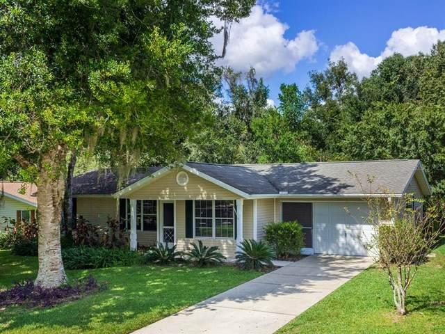 8597 SW 108TH PLACE Road, Ocala, FL 34481 (MLS #OM628972) :: Blue Chip International Realty