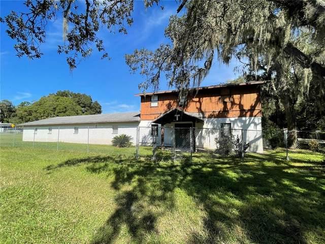9475 SE 35TH Court, Ocala, FL 34480 (MLS #OM629000) :: The Duncan Duo Team