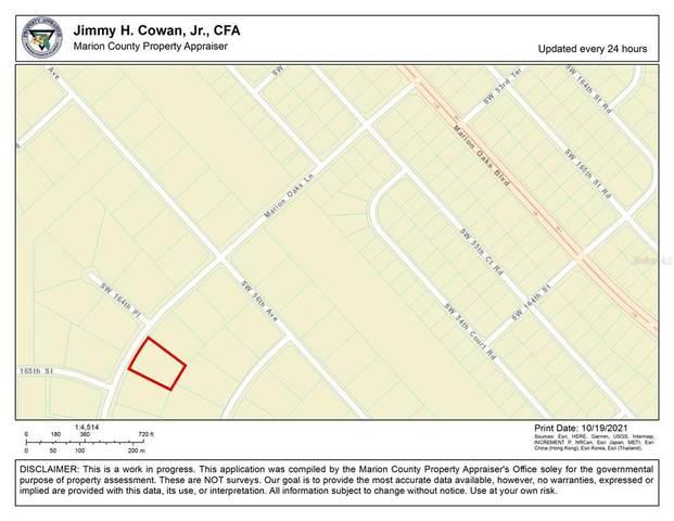 0 Marion Oaks Lane, Ocala, FL 34473 (MLS #OM629033) :: Rabell Realty Group