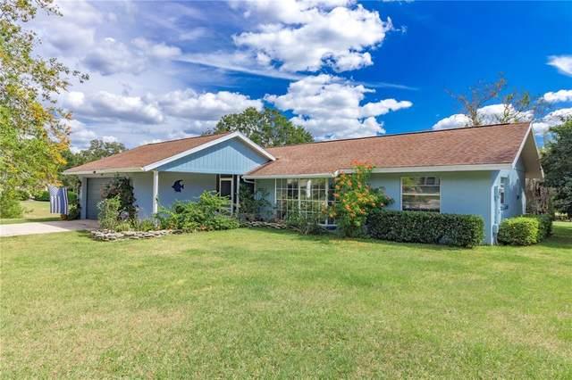 8827 SW 196TH TERRACE Road, Dunnellon, FL 34432 (MLS #OM629064) :: Keller Williams Realty Peace River Partners